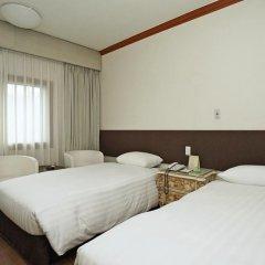 Itaewon Crown hotel 3* Стандартный номер с 2 отдельными кроватями фото 2