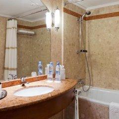 Гостиница Марриотт Москва Ройал Аврора 5* Улучшенный номер с разными типами кроватей фото 10