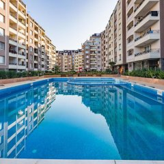 Отель Complex Perla бассейн
