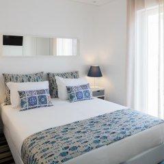 Marino Lisboa Boutique Hotel Стандартный номер с различными типами кроватей фото 5