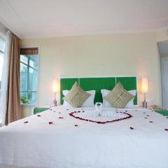 Отель Sunshine Resort Intime Sanya 4* Стандартный номер с различными типами кроватей фото 2