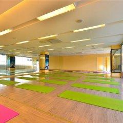 New Forestry Hotel Сямынь фитнесс-зал фото 2