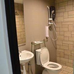 D'Metro Hotel ванная