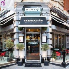 Отель Mercure London Bloomsbury питание