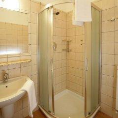 Hotel Galileo Prague 4* Стандартный номер с различными типами кроватей фото 16