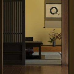 Отель Ryokan Miyama Sansou Минамиогуни удобства в номере