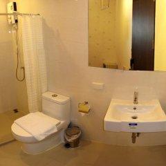 Отель Nantra Silom 3* Номер категории Эконом с различными типами кроватей фото 2