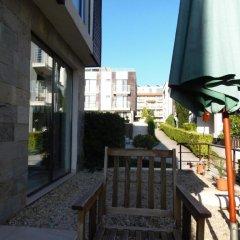 Апартаменты Sea View Apartment in New Line Village Свети Влас балкон