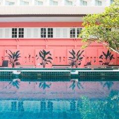 Отель Sandalay Resort Pattaya бассейн фото 2