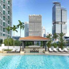 Отель Intercontinental Singapore 5* Стандартный номер с различными типами кроватей фото 3