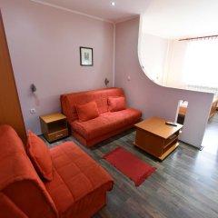 Апартаменты Apartments & Accommodation Stojic Нови Сад комната для гостей фото 4