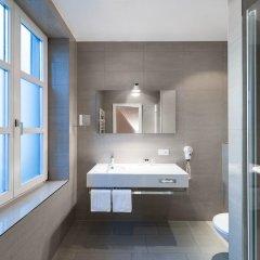 Design Hotel Stadt Rosenheim 3* Номер Комфорт двуспальная кровать фото 4