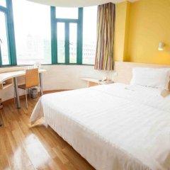 Отель 7Days Inn Xinyu Shengli Nan Road 2* Стандартный номер с различными типами кроватей фото 2