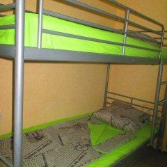 Hostel Avrora Кровать в общем номере с двухъярусной кроватью фото 27