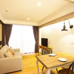 Отель Rocco Huahin Condominium Апартаменты с различными типами кроватей фото 30