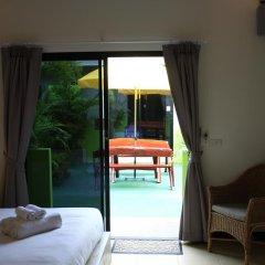 Отель Rawai Beach Studios Номер Делюкс с разными типами кроватей фото 3
