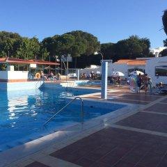 Отель Albufeira Jardim Португалия, Албуфейра - отзывы, цены и фото номеров - забронировать отель Albufeira Jardim онлайн бассейн фото 3