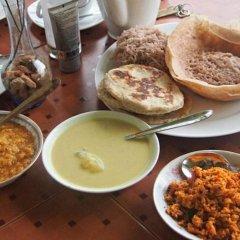 Отель Atapattu Walawwa Galle питание
