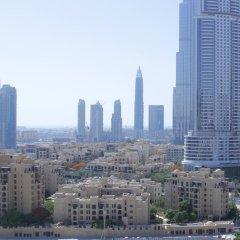 Апартаменты One Perfect Stay Studio Burj Al Nujoom Студия с различными типами кроватей фото 5