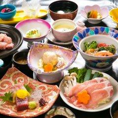 Отель Kinosato Yamanoyu Япония, Минамиогуни - отзывы, цены и фото номеров - забронировать отель Kinosato Yamanoyu онлайн в номере фото 2