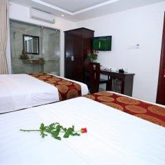 Azura Hotel 2* Номер Делюкс с различными типами кроватей фото 10