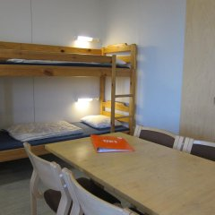 Stadion Hostel Helsinki Стандартный номер с разными типами кроватей фото 4