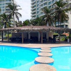 Отель Condominio Mayan Island Playa Diamante бассейн фото 2