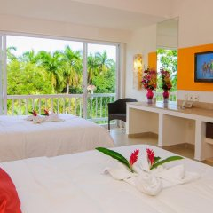 Hotel Ixzi Plus 3* Стандартный номер с различными типами кроватей фото 5