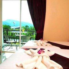 Отель Phuket Jula Place 3* Улучшенный номер с различными типами кроватей фото 18