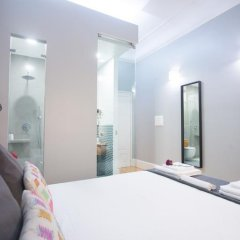 Отель Castilho Lisbon Suites Стандартный номер фото 30