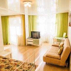 Апартаменты Второй Дом Екатеринбург комната для гостей фото 2