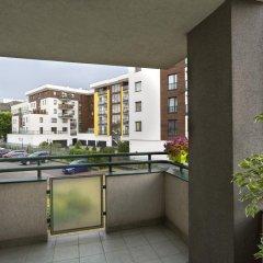Отель Media Park 4* Улучшенные апартаменты фото 4