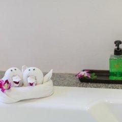Отель Aquamarine Resort & Villa 4* Вилла с различными типами кроватей фото 8