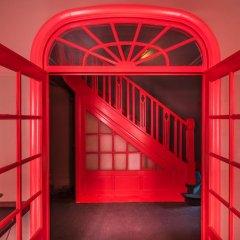 Monty Small Design Hotel Брюссель интерьер отеля фото 2