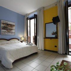 Отель Affittacamere Arcobaleno 2* Улучшенный номер с различными типами кроватей фото 6
