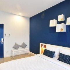 Отель Chill House @ Nai Yang Beach 3* Номер Делюкс с различными типами кроватей фото 3