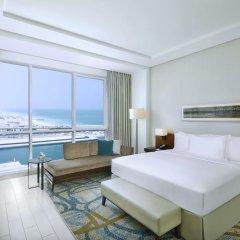 Отель DoubleTree by Hilton Dubai Jumeirah Beach 4* Люкс с двуспальной кроватью фото 3
