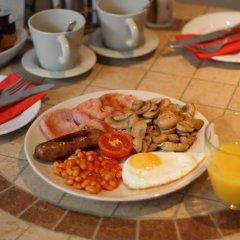 Отель Grand Pier Guest House Великобритания, Кемптаун - отзывы, цены и фото номеров - забронировать отель Grand Pier Guest House онлайн питание фото 3