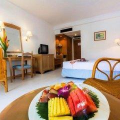 Отель Amora Beach Resort 4* Стандартный номер фото 5