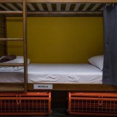 Naughty Squirrel Backpackers Hostel Кровать в общем номере