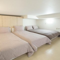 Отель NJoy Seoul Студия с различными типами кроватей фото 15
