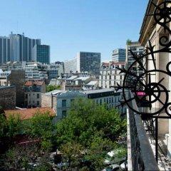 Отель Odessa Montparnasse 2* Стандартный номер