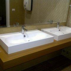 Отель Grand White City ванная