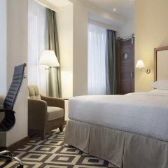 Гостиница Khortitsa Palace 4* Стандартный номер разные типы кроватей фото 2