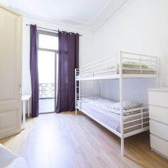 Отель Apartamentos Gótico Las Ramblas Апартаменты с различными типами кроватей фото 6