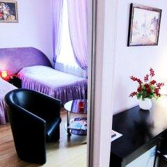 Престиж Центр Отель 3* Номер Комфорт с различными типами кроватей фото 13