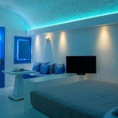 Отель Abyssanto Suites & Spa 4* Апартаменты с различными типами кроватей фото 11