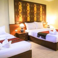 Отель Casanova Inn 2* Стандартный семейный номер с двуспальной кроватью фото 13