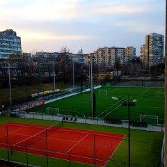 Апартаменты Studio Zornitsa Burgas спортивное сооружение