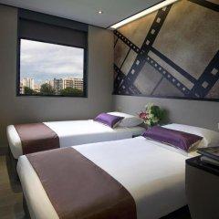 Hotel 81 (Premier) Hollywood 2* Улучшенный номер с 2 отдельными кроватями фото 4